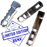 Limited Edition CHROME PLATED Zinc